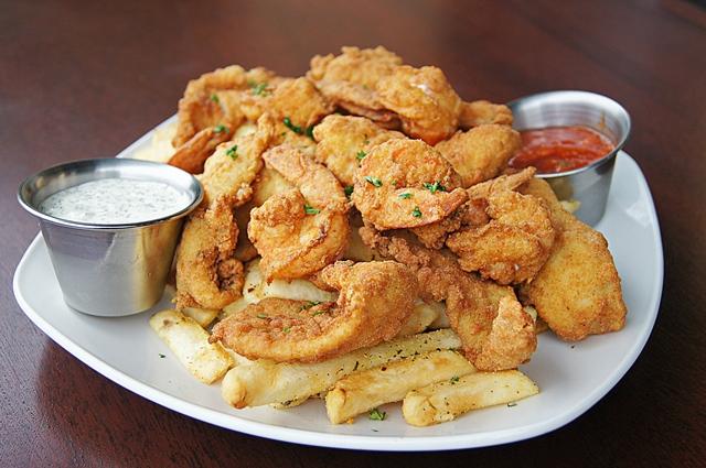 Shrimp & Flounder